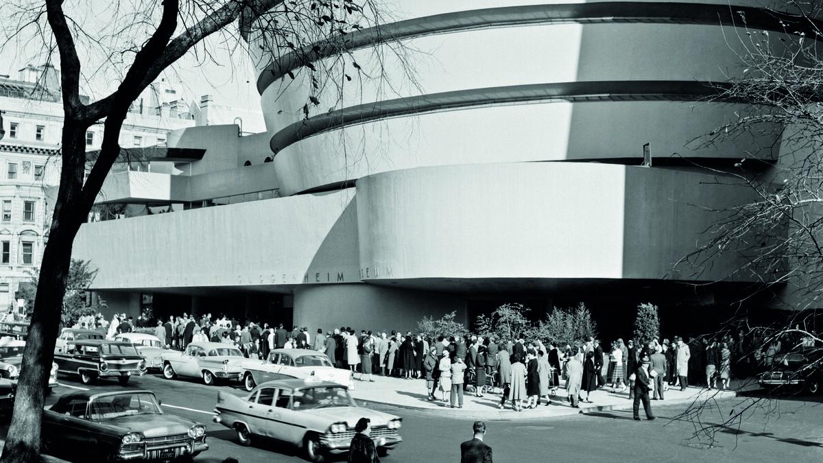 El Museo Guggenheim de Nueva York, la historia del gran templo del arte moderno