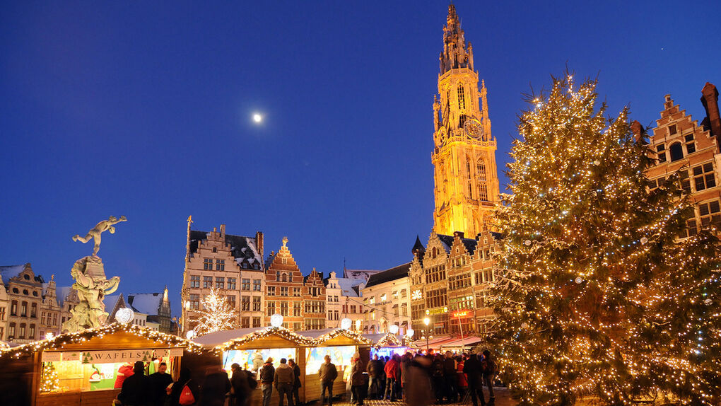 La magia de Flandes en Navidad