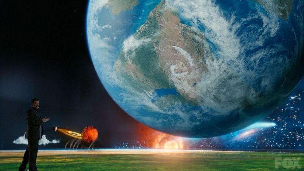 'Cosmos', la mayor historia jamás contada