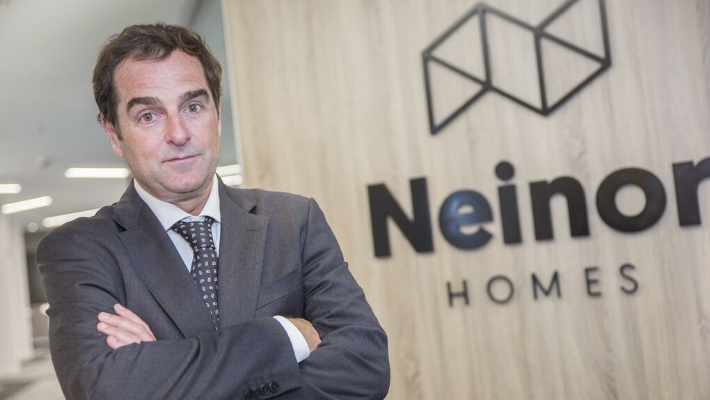 Neinor Homes.