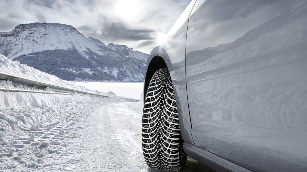 Neumático de invierno, el gran ignorado entre los conductores españoles