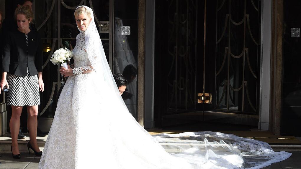 Así ha sido la lujosa boda de Nicky Hilton