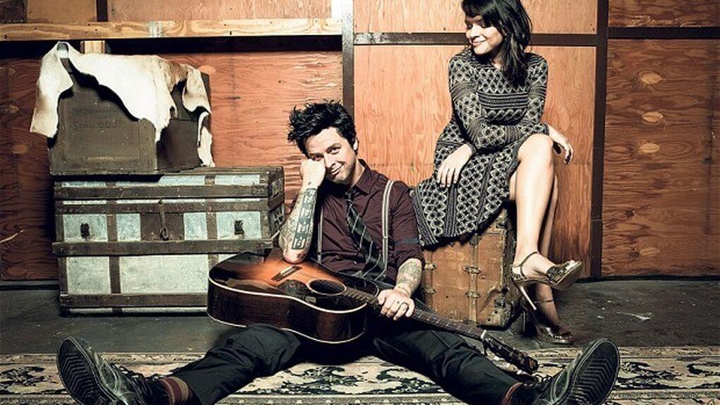 Norah Jones y el cantante de Green Day: la extraña pareja