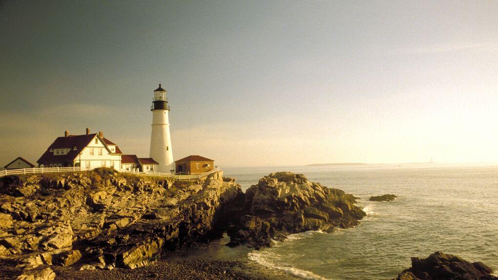Nueva Inglaterra: el espíritu de una nación