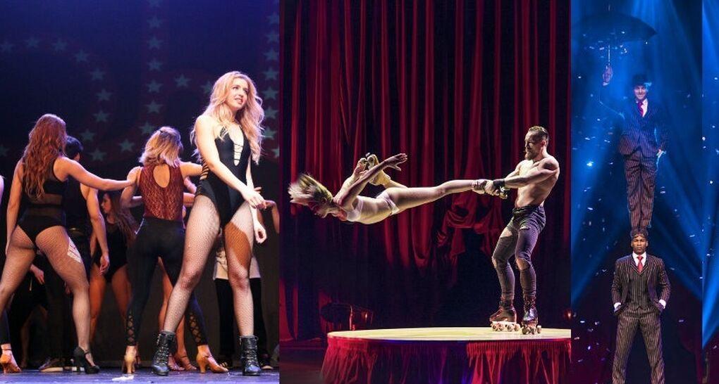 'Ohlala': el espectáculo que te hará vibrar de la emoción con su música, acrobacias y sensualidad