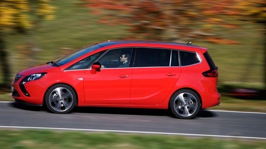 Opel Zafira Tourer Biturbo, familiar de bajo consumo y casi 200 CV
