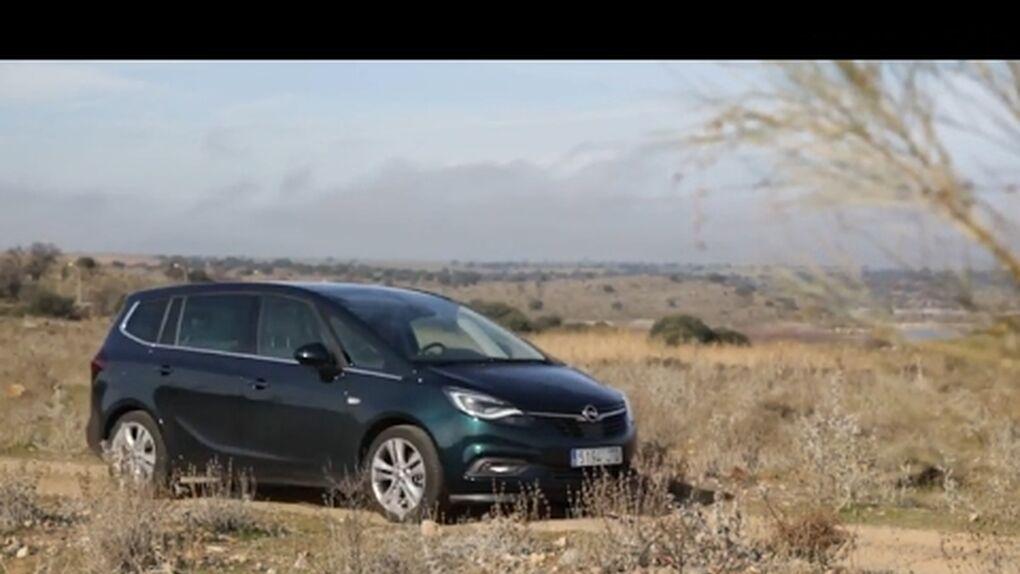 Con el nuevo Zafira y OnStar, Opel nos lleva de ruta gastronómica a los montes de Toledo