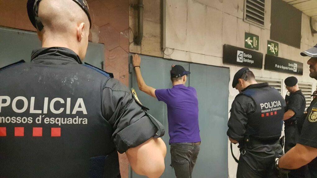 Barcelona, folclóricamente cruel