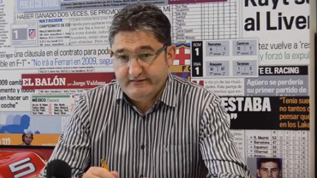 Óscar Campillo, exdirector de 'Marca' ficha como director de Comunicación de Vocento
