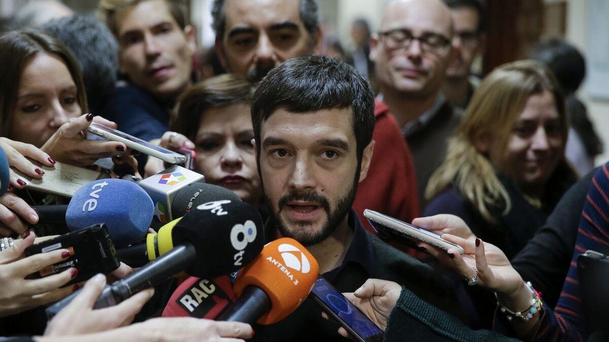 Vox exige a Exteriores el expediente de su contrato con la hermana de un exdirigente de Podemos