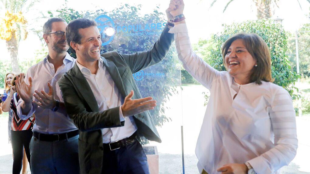 Génova arrincona a Bonig al colocar a fieles al frente de las tres provincias valencianas