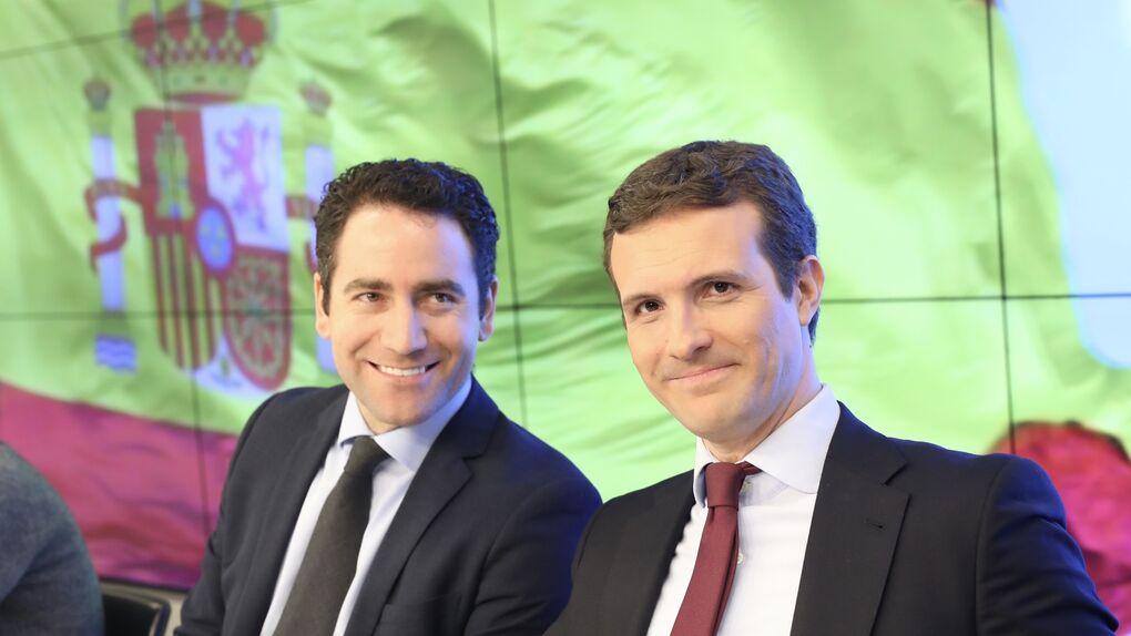 Espantada de diputados andaluces del PP ante la purga inminente de Casado