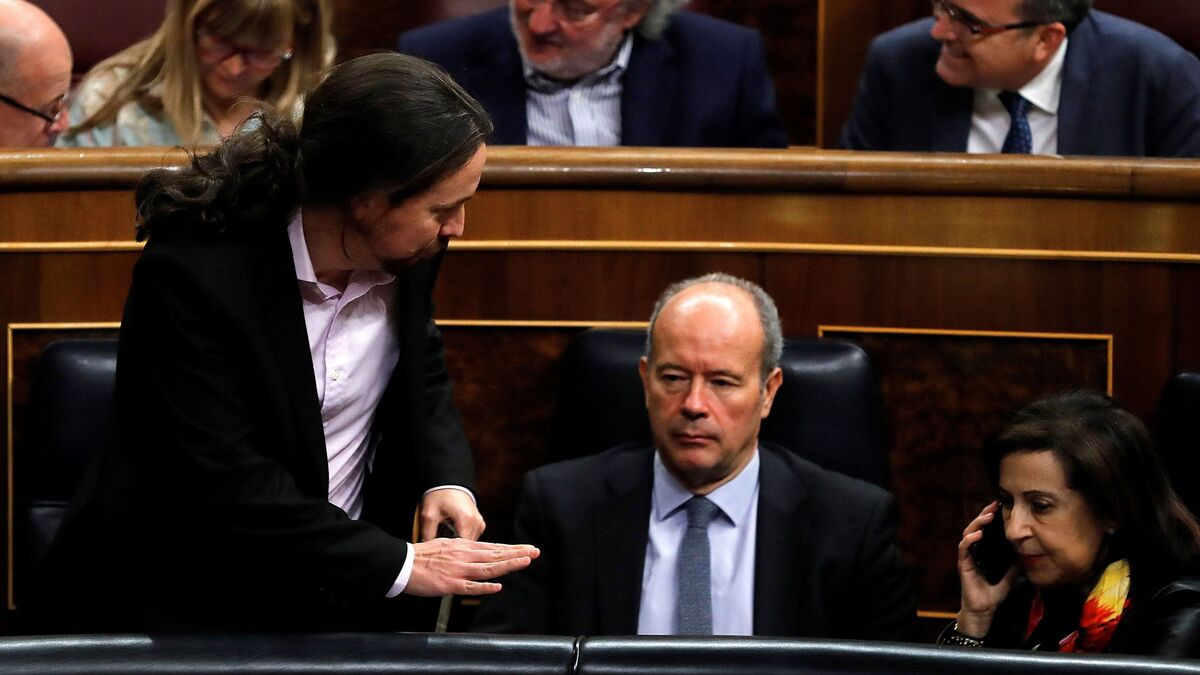 Iglesias se moviliza para dinamitar el pacto PP-PSOE si excluye a Podemos del CGPJ
