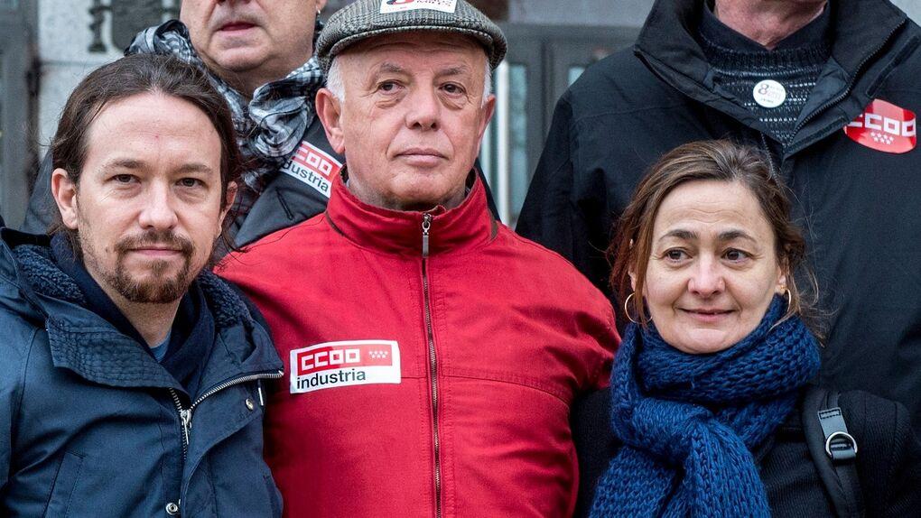 Podemos piensa en la 'desertora' Luz Rodríguez para su 'gobierno del cambio'