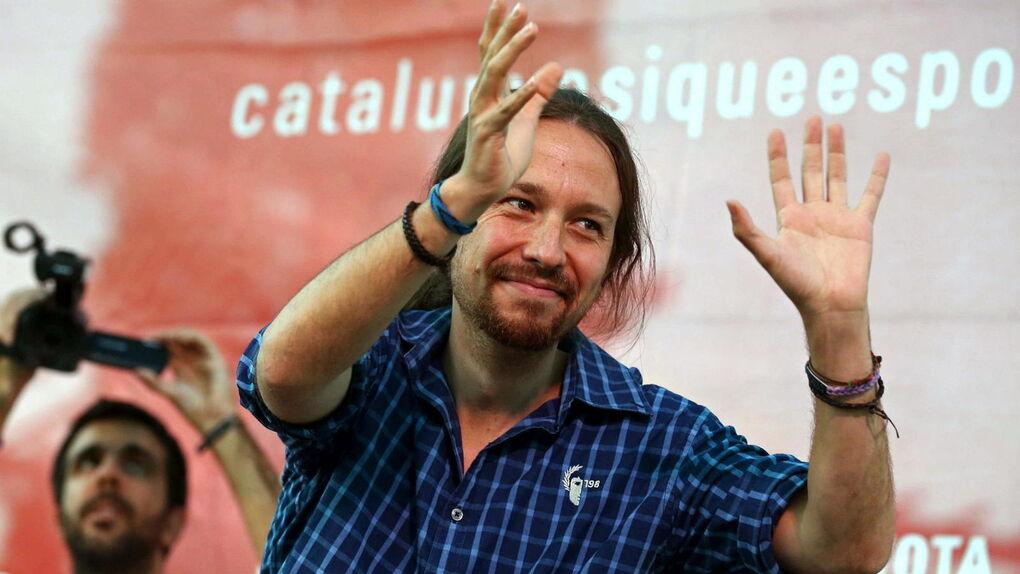 La marca de ropa republicana que visten los líderes de Podemos no despega