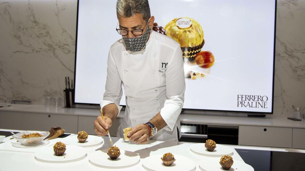 Cómo hacer alta cocina con las especialidades Ferrero