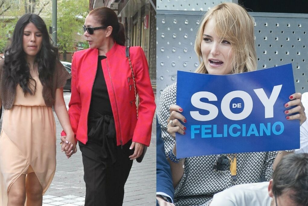 Pantoja y Chabelita regresan a Perú, Alba Carrillo en el psiquiátrico y casi en la ruina, Laura Pausini ¿embarazada?