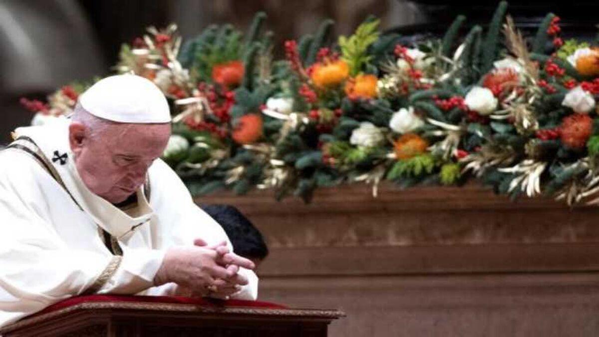 El Papa adelanta la misa del gallo por las medidas anti covid-19