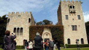 La familia Franco pide retirar el mobiliario del Pazo de Meirás