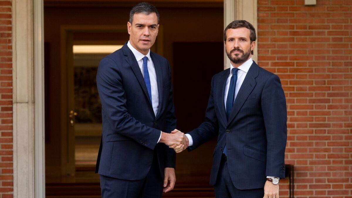 PP y PSOE apuran la negociación del CGPJ, RTVE y el Defensor del Pueblo