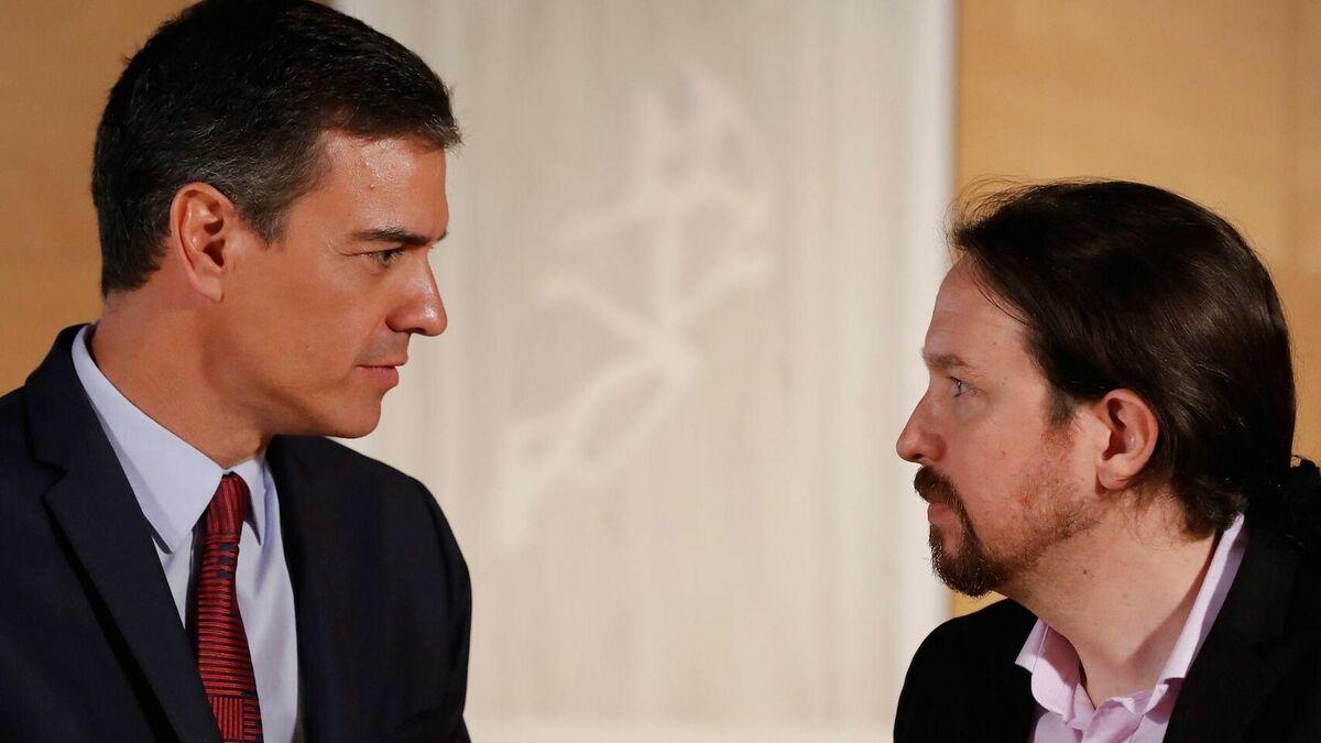 ¿Recuperar al PSOE para echar a Podemos?