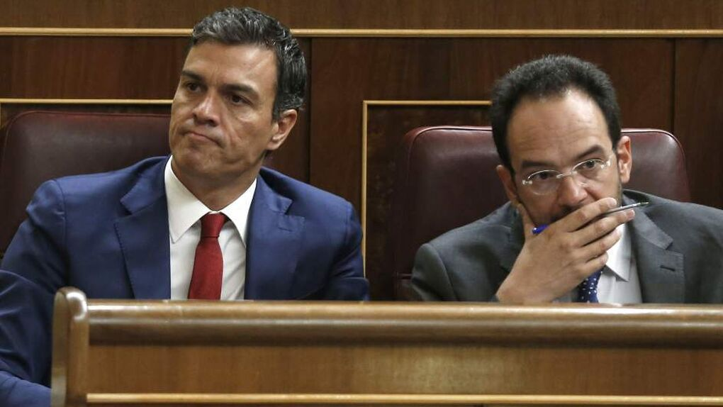 Renovación del PSOE... al amanecer