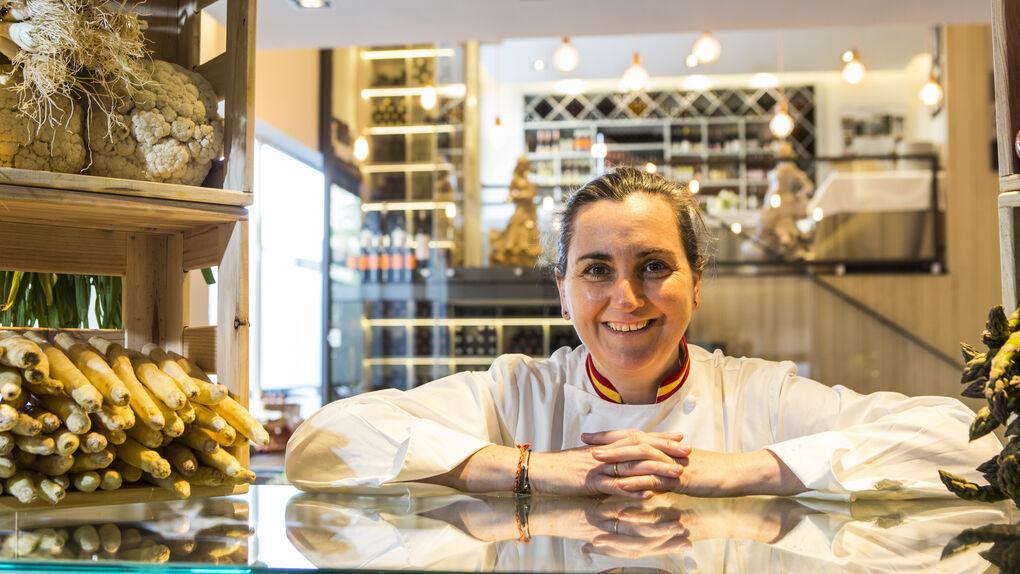 """Pepa Muñoz: """"Mario Sandoval, Susi Díaz y, sobre todo, mi padre son los chefs que más me han influido"""""""