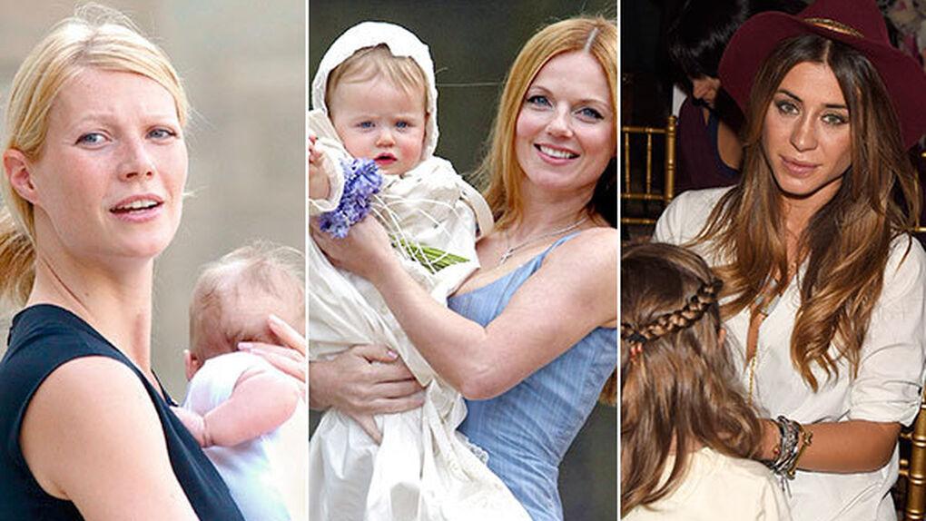 Pepe Bowie y otros bebés VIP con nombres imposibles y curiosos