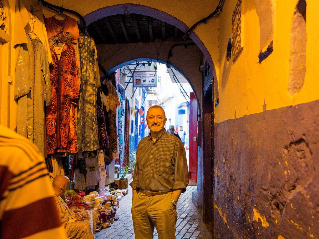 """Pérez-Reverte: """"Escribo sobre los valores que nos han quitado: la lealtad, la dignidad y el orgullo"""""""