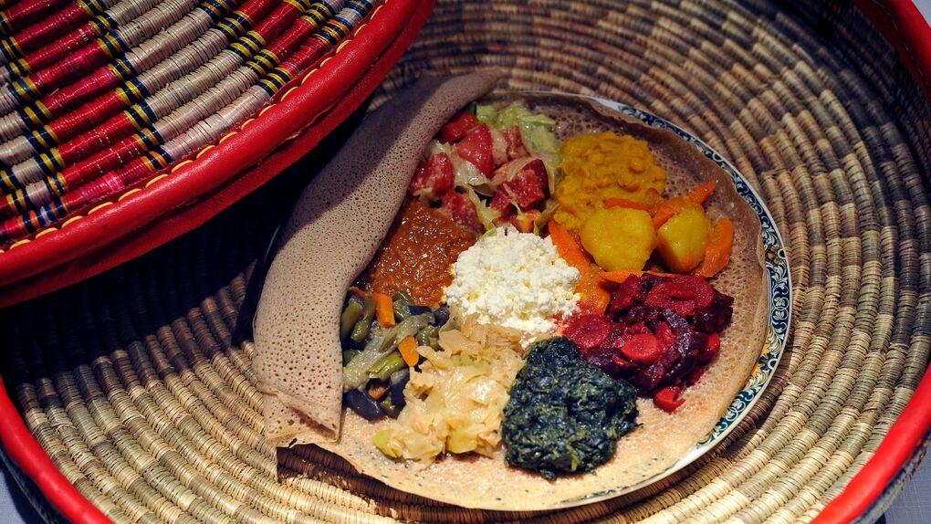 Hanan: el mundo de los mil sabores etíopes en Madrid