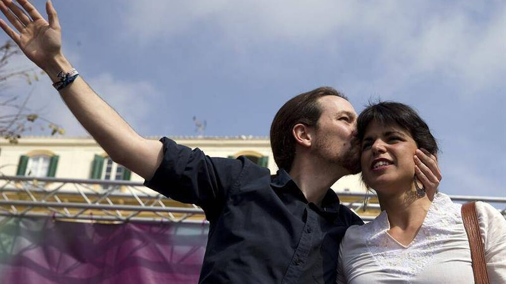 """Los 'anticapis' proyectan un partido """"estatal"""" que pugne con Podemos desde la izquierda"""