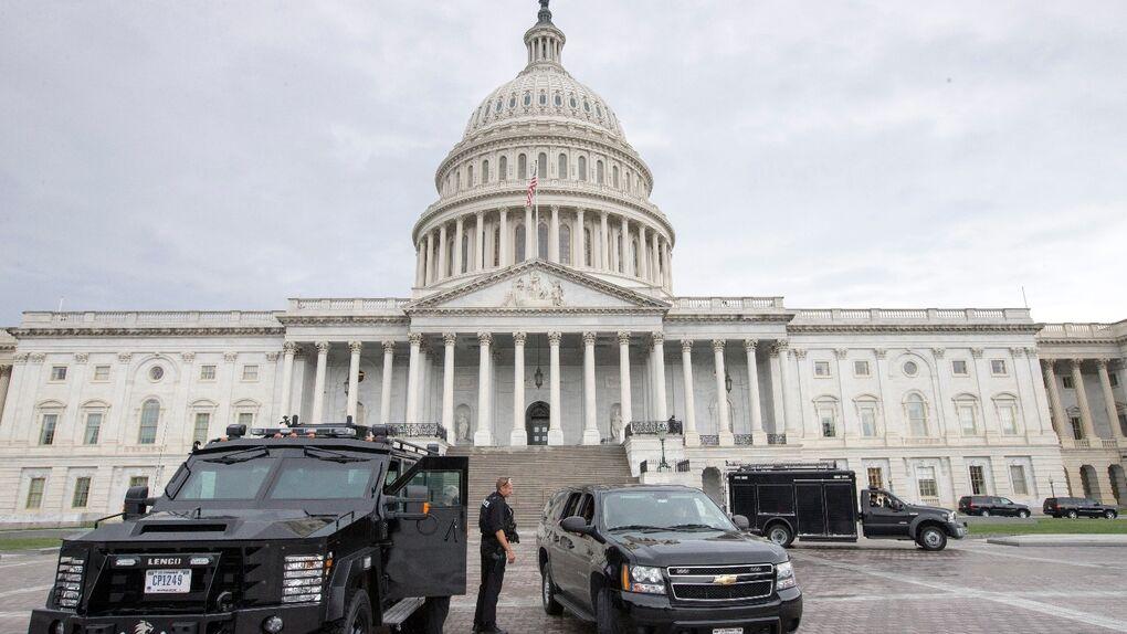 Cerrado el Capitolio en Washington por un presunto intento de ataque
