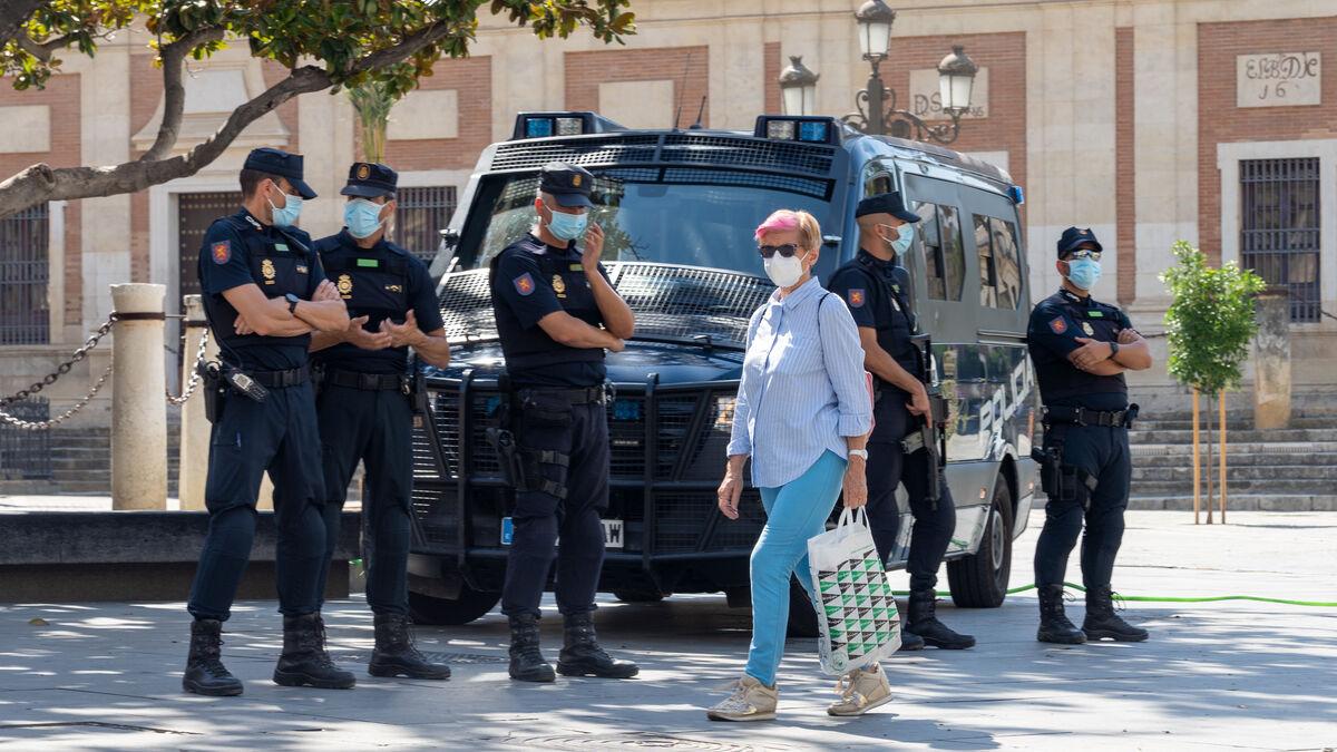 Multa descargar videos porno españa Policias Por La Libertad Los Agentes Negacionistas Que Ayudan A Recurrir Las Multas Por No Llevar Mascarilla Vozpopuli