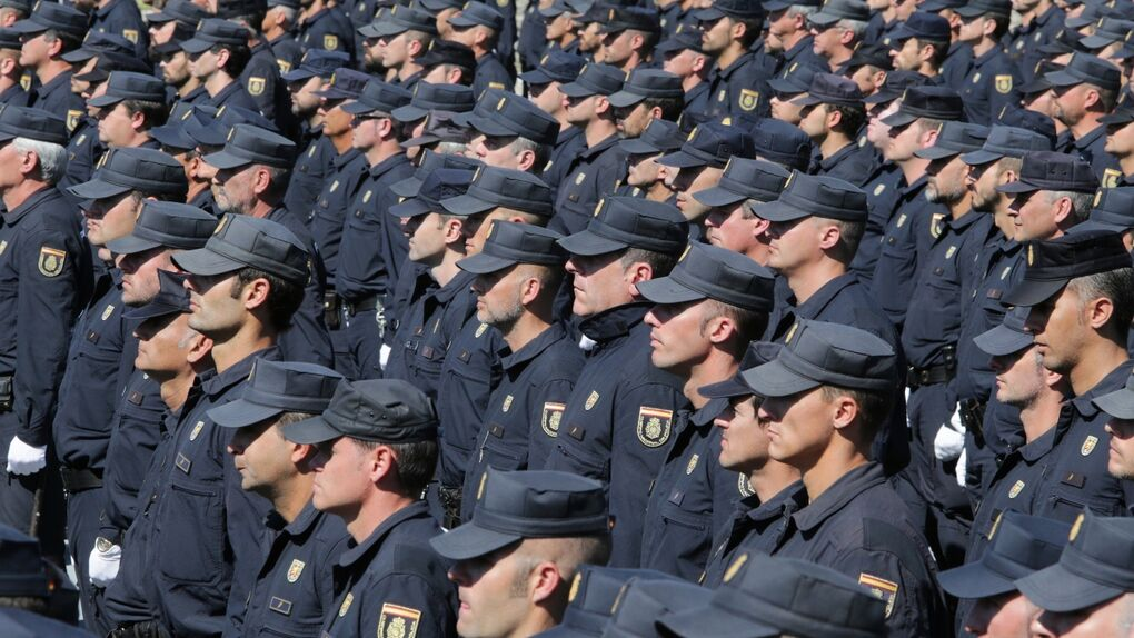 'Universidad de policías': la promesa incumplida de PP y PSOE que deja a miles de agentes sin ascenso