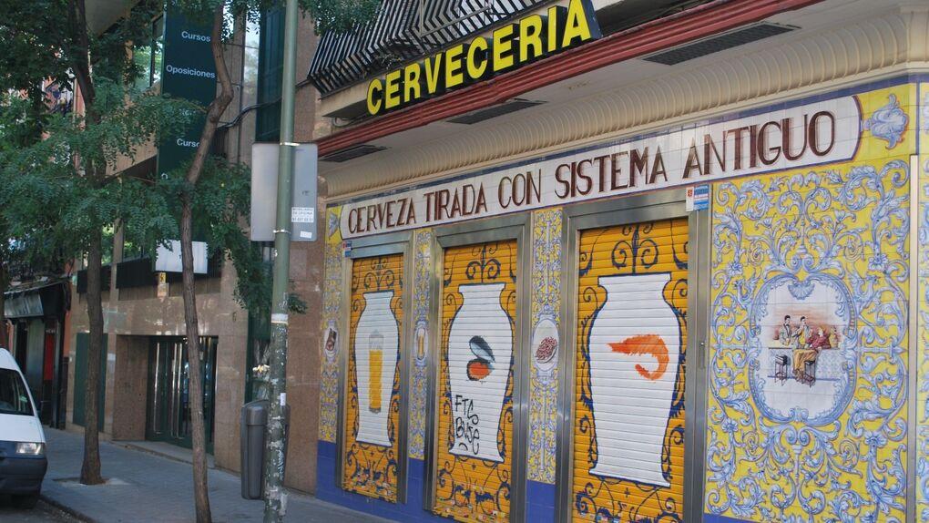 Ponzano: la calle que sabe mucho de cerveza