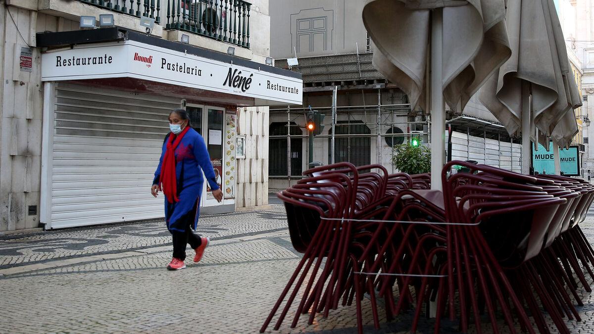Portugal suma cinco muertes y registra su mayor ocupación hospitalaria desde febrero