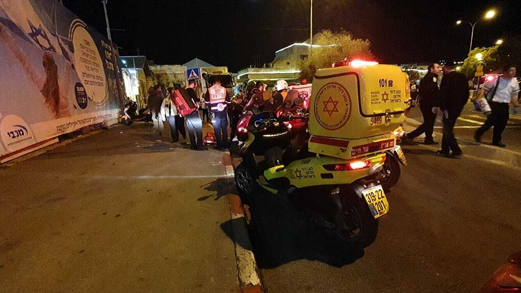 Posible atentado en Jerusalén: al menos 15 soldados israelíes heridos tras ser atropellados