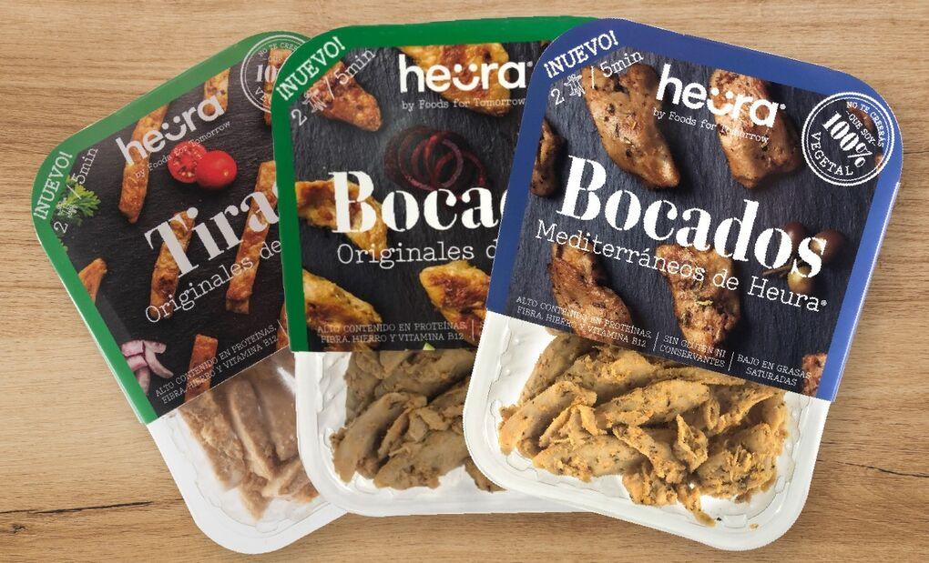 Carrefour Ficha A Heura Para Ofrecer En Sus Lineales Pollo Para Veganos Vozpópuli