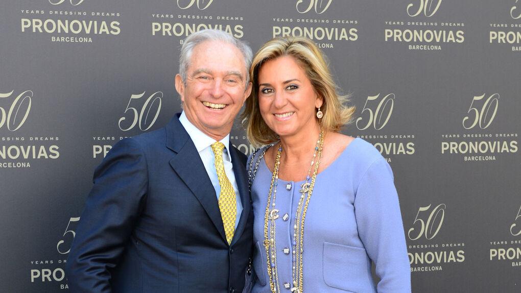 El fundador de Pronovias se 'casa' con los fondos oportunistas y 'rechaza' a la banca