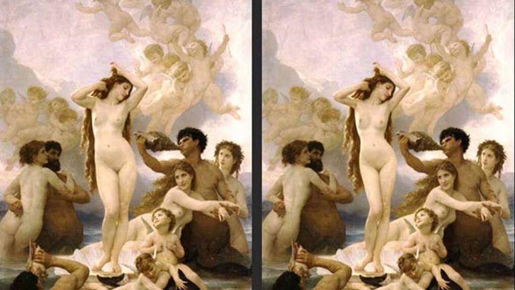 Proyecto Venus: Reescribir la historia del arte por otra de la anorexia