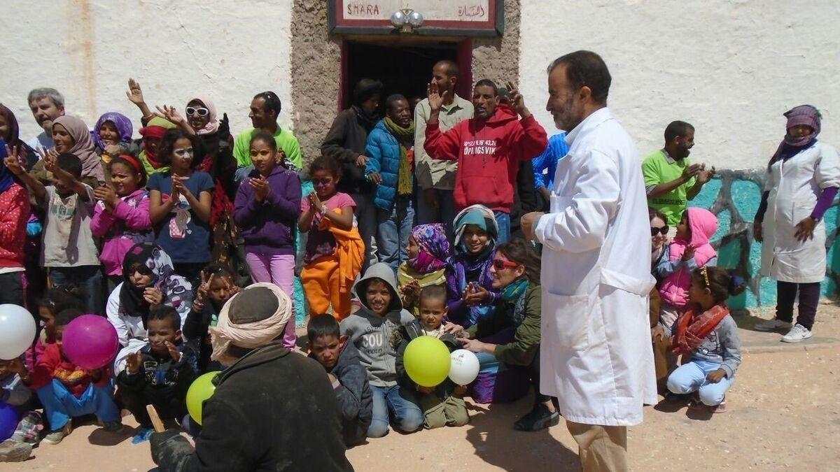 España eleva su ayuda a los campamentos saharauis para aliviar las consecuencias de la pandemia