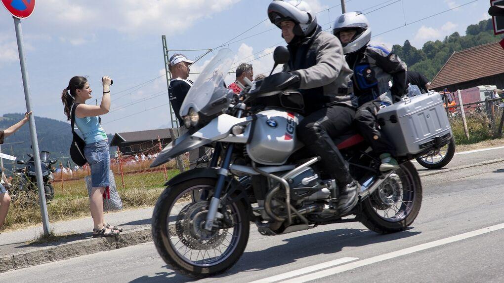 De 'Punta a Punta', un nuevo desafío en moto desde Alicante a Estoril