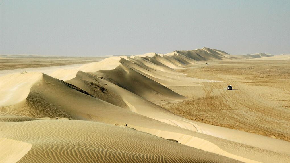 Qatar: El resurgir del desierto