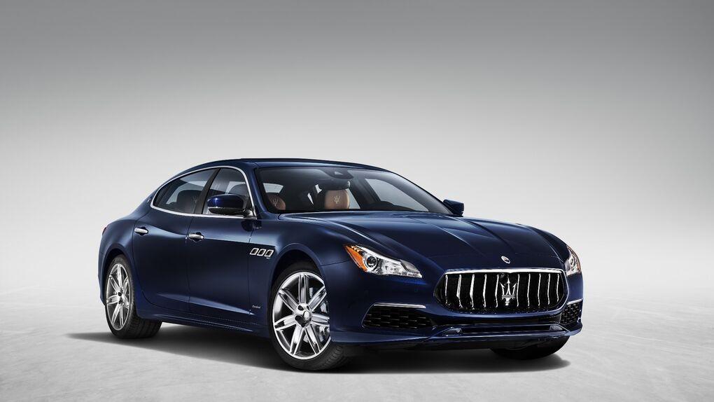Maserati Quattroporte; más tecnología, más exclusividad, más deportividad