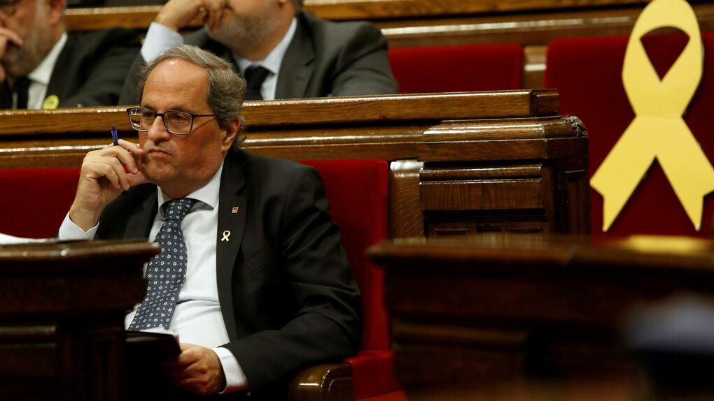 La Cataluña de Torra, camino de la 'kale borroka' del País Vasco