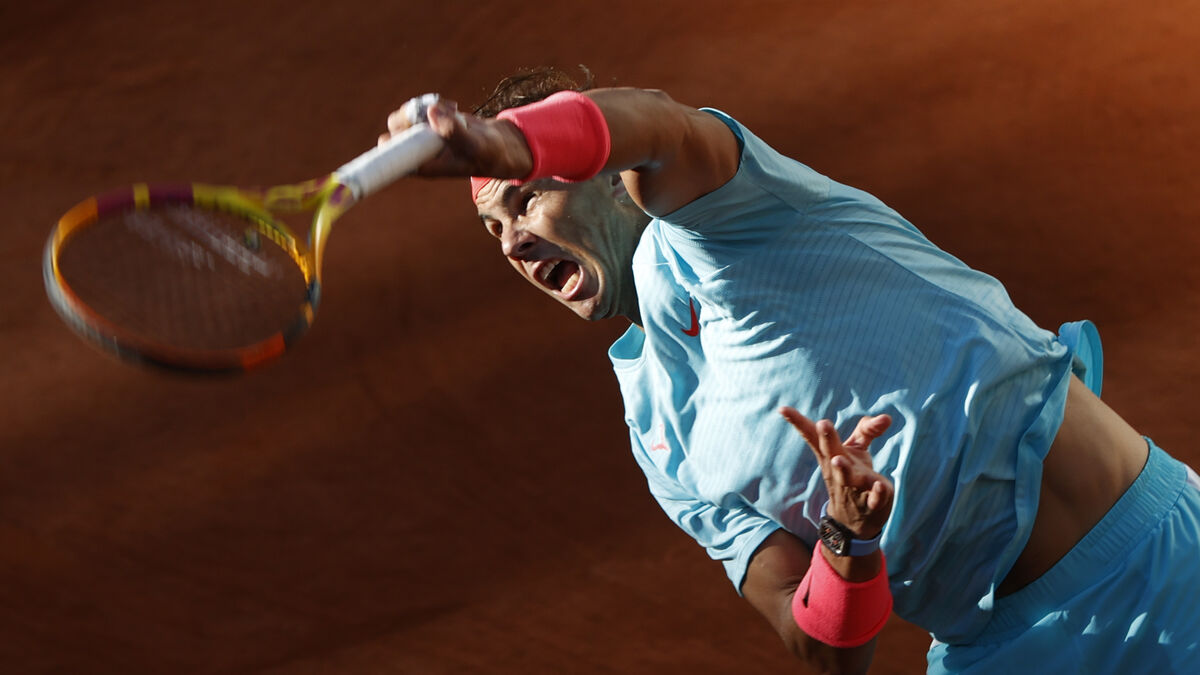 Rafa Nadal arrolla a Djokovic y agranda su leyenda con su 13º Roland Garros