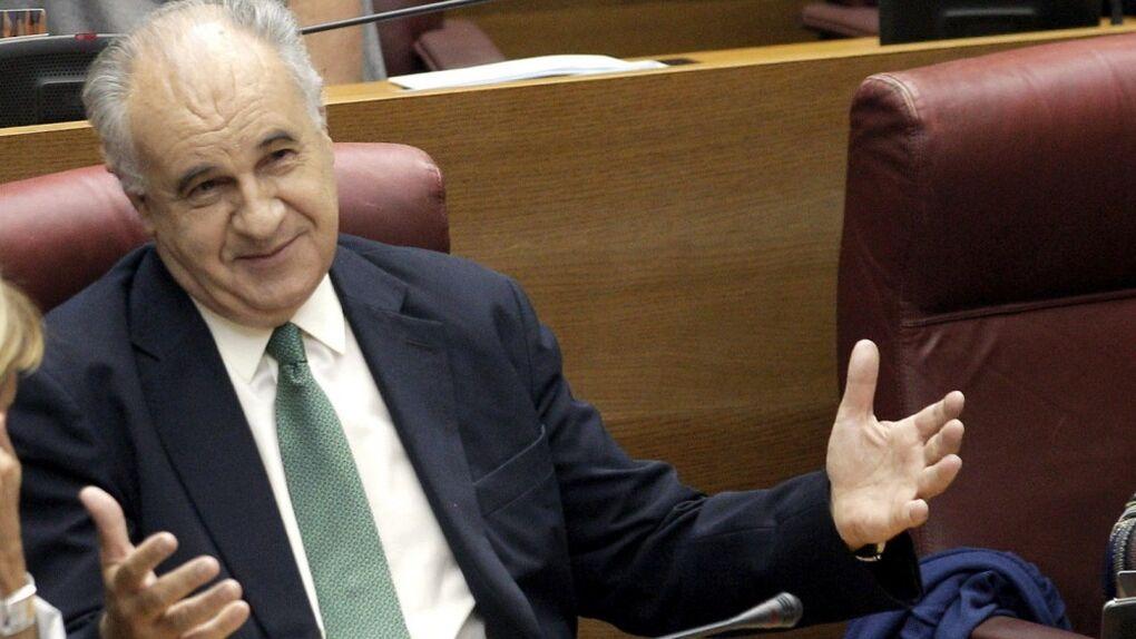 La Audiencia condena al exconseller Rafael Blasco por el desvío de ayudas a las ONG