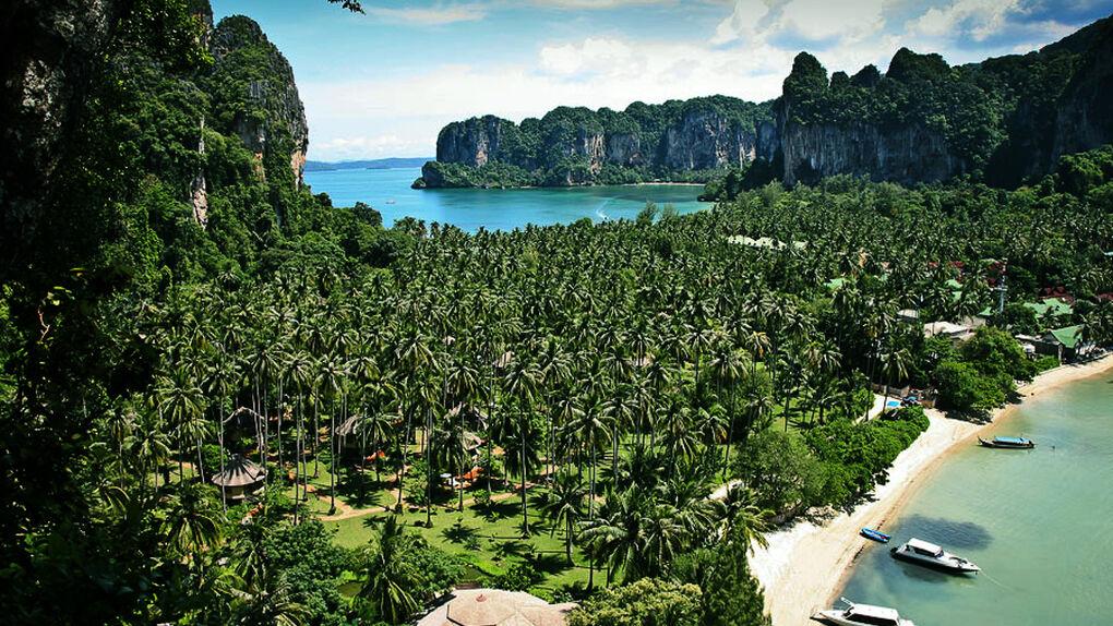 Railay: Las playas escondidas del sur de Tailandia