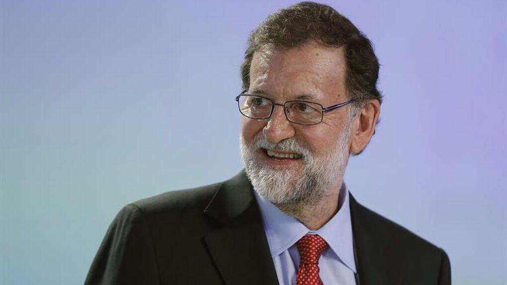 """Rajoy califica la final de Copa de """"bonita despedida al Calderón"""" a pesar de la pitada"""