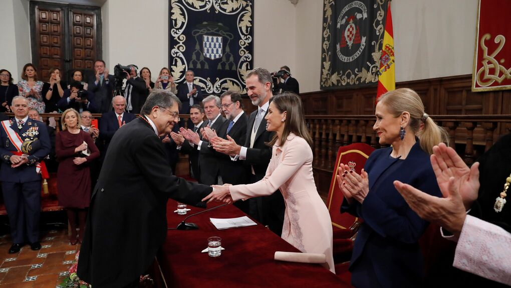 Sergio Ramírez recibe el Cervantes en una ceremonia con nubarrones políticos, tanto en Madrid como Nicaragua